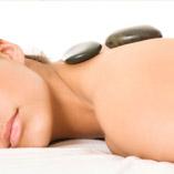 Hotstone massage (nieuwe stijl)